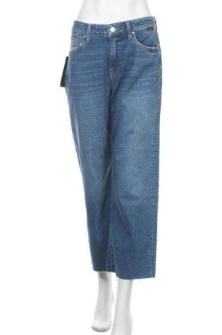 Дамски дънки Mavi, Размер L, Цвят Син, 98% памук, 2% еластан, Цена 72,00лв.