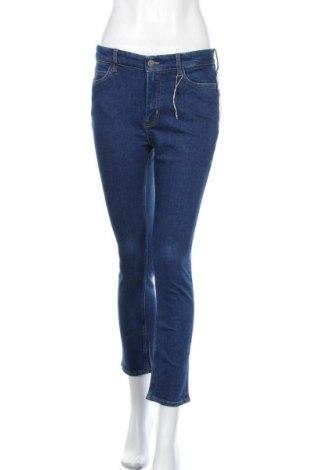 Дамски дънки Mih Jeans, Размер M, Цвят Син, 92% памук, 8% еластан, Цена 52,92лв.