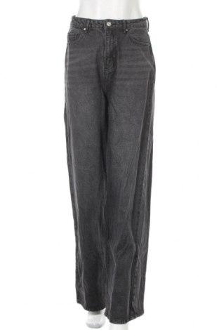 Дамски дънки Missguided, Размер S, Цвят Сив, 90% памук, 6% вискоза, 4% полиестер, Цена 36,00лв.