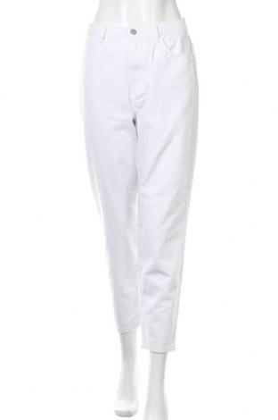 Γυναικείο Τζίν Missguided, Μέγεθος M, Χρώμα Λευκό, Βαμβάκι, Τιμή 18,56€