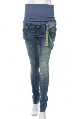 Дамски дънки Noppies, Размер L, Цвят Син, 90% памук, 7% полиестер, 3% еластан, Цена 57,60лв.
