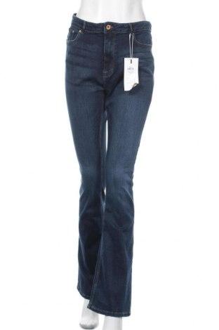 Дамски дънки ONLY, Размер XL, Цвят Син, 98% памук, 2% еластан, Цена 41,40лв.