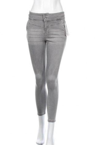 Γυναικείο Τζίν Orsay, Μέγεθος S, Χρώμα Γκρί, 98% βαμβάκι, 2% ελαστάνη, Τιμή 18,44€