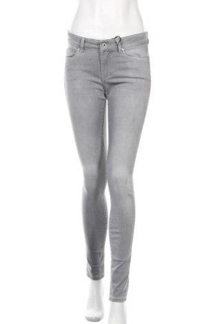 Γυναικείο Τζίν Pepe Jeans, Μέγεθος M, Χρώμα Γκρί, 82% βαμβάκι, 16% πολυεστέρας, 2% ελαστάνη, Τιμή 59,83€
