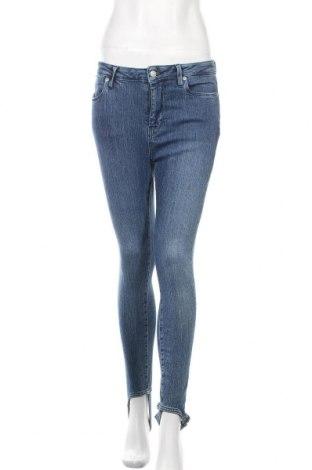Γυναικείο Τζίν Pepe Jeans, Μέγεθος M, Χρώμα Μπλέ, 96% βαμβάκι, 3% πολυεστέρας, 1% ελαστάνη, Τιμή 56,06€