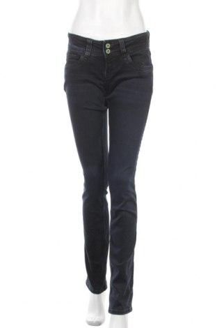 Γυναικείο Τζίν Pepe Jeans, Μέγεθος M, Χρώμα Μπλέ, 92% βαμβάκι, 8% πολυεστέρας, Τιμή 49,87€