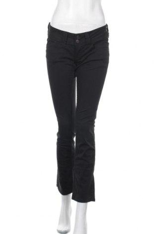Дамски дънки Pepe Jeans, Размер M, Цвят Черен, 97% памук, 3% еластан, Цена 64,22лв.