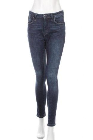 Γυναικείο Τζίν Pepe Jeans, Μέγεθος M, Χρώμα Μπλέ, 93% βαμβάκι, 7% ελαστάνη, Τιμή 57,60€