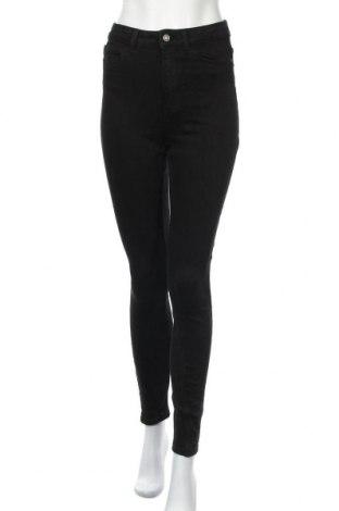Γυναικείο Τζίν Pieces, Μέγεθος S, Χρώμα Μαύρο, 98% βαμβάκι, 2% ελαστάνη, Τιμή 20,32€
