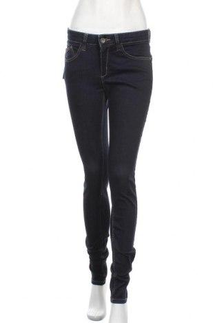 Дамски дънки Pierre Cardin, Размер M, Цвят Син, 90% памук, 8% полиестер, 2% еластан, Цена 23,35лв.
