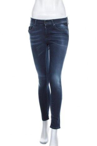 Γυναικείο Τζίν Replay, Μέγεθος S, Χρώμα Μπλέ, 85% βαμβάκι, 10% πολυεστέρας, 5% ελαστάνη, Τιμή 90,79€