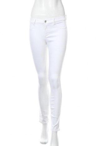 Γυναικείο Τζίν Sisley, Μέγεθος S, Χρώμα Λευκό, 98% βαμβάκι, 2% ελαστάνη, Τιμή 33,49€
