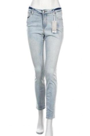 Γυναικείο Τζίν Tamaris, Μέγεθος M, Χρώμα Μπλέ, 74% βαμβάκι, 24% πολυεστέρας, 2% ελαστάνη, Τιμή 26,64€