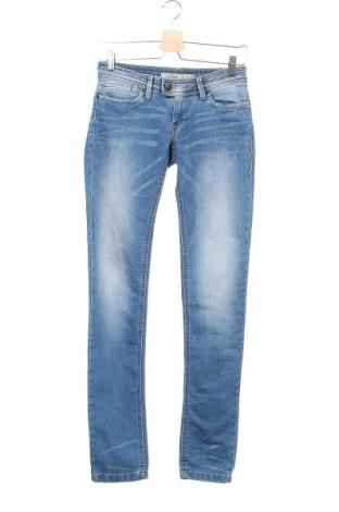 Дамски дънки Tiffosi, Размер XS, Цвят Син, 98% памук, 2% еластан, Цена 8,19лв.
