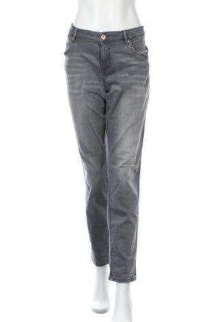 Γυναικείο Τζίν Tom Tailor, Μέγεθος XXL, Χρώμα Γκρί, 98% βαμβάκι, 2% ελαστάνη, Τιμή 23,82€