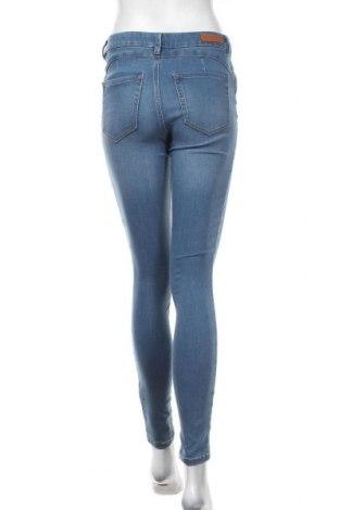 Дамски дънки Tom Tailor, Размер M, Цвят Син, 74% памук, 24% полиестер, 2% еластан, Цена 48,00лв.