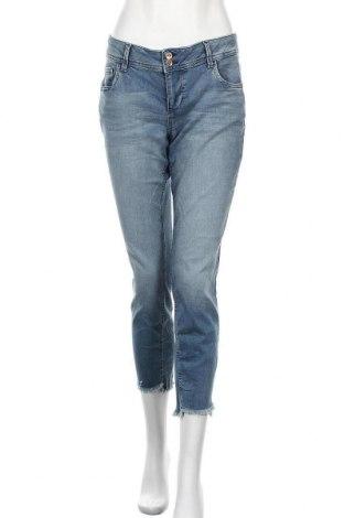 Γυναικείο Τζίν Tom Tailor, Μέγεθος L, Χρώμα Μπλέ, Τιμή 32,48€