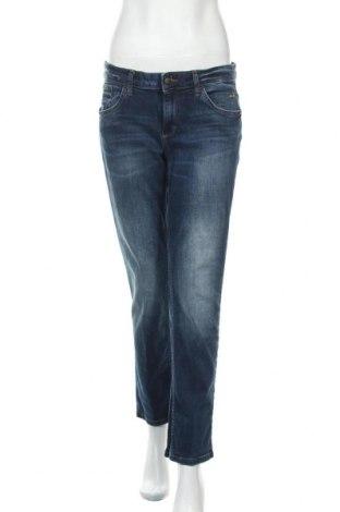 Дамски дънки Tom Tailor, Размер L, Цвят Син, Цена 34,50лв.