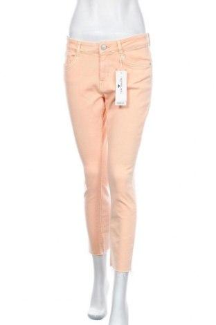 Дамски дънки Tom Tailor, Размер M, Цвят Розов, 98% памук, 2% еластан, Цена 40,05лв.