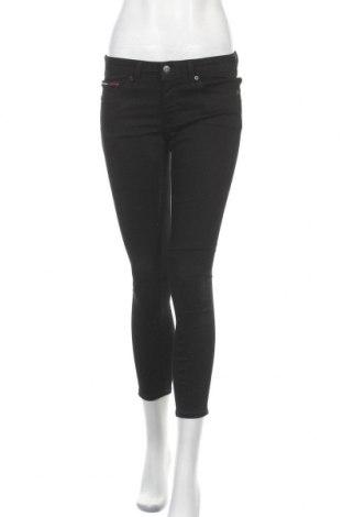 Γυναικείο Τζίν Tommy Hilfiger, Μέγεθος S, Χρώμα Μαύρο, 90% βαμβάκι, 8% πολυεστέρας, 2% ελαστάνη, Τιμή 69,20€