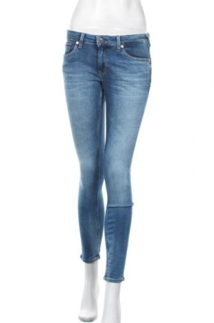 Γυναικείο Τζίν Tommy Hilfiger, Μέγεθος M, Χρώμα Μπλέ, 93% βαμβάκι, 7% ελαστάνη, Τιμή 73,07€