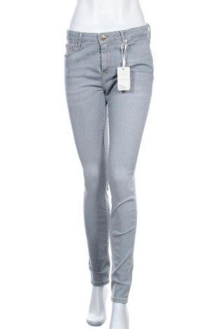 Дамски дънки Tommy Hilfiger, Размер M, Цвят Сив, 86% памук, 14% еластан, Цена 141,75лв.