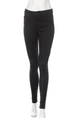 Дамски дънки Vero Moda, Размер M, Цвят Черен, 67% памук, 31% полиестер, 2% еластан, Цена 24,00лв.