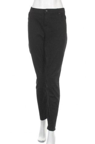 Дамски дънки Vero Moda, Размер XXL, Цвят Черен, 50% памук, 38% полиестер, 9% вискоза, 3% еластан, Цена 33,00лв.