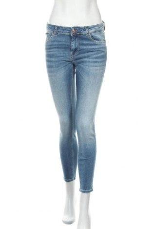 Дамски дънки Vero Moda, Размер L, Цвят Син, 92% памук, 8% еластан, Цена 43,50лв.