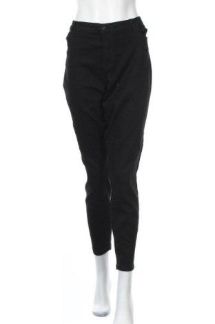 Дамски дънки Vero Moda, Размер XXL, Цвят Черен, 79% памук, 19% полиестер, 2% еластан, Цена 42,00лв.