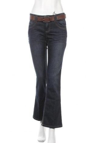 Γυναικείο Τζίν Zero, Μέγεθος S, Χρώμα Μπλέ, Τιμή 33,49€