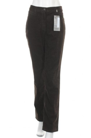 Дамски джинси Atelier GARDEUR, Размер L, Цвят Кафяв, 98% памук, 2% еластан, Цена 60,42лв.