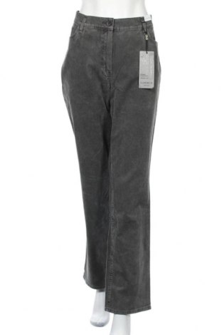 Дамски джинси Atelier GARDEUR, Размер XL, Цвят Сив, 97% памук, 3% еластан, Цена 45,22лв.