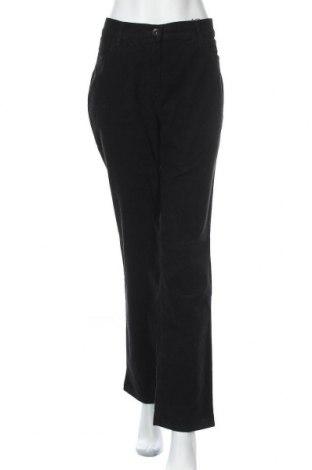 Дамски джинси Atelier GARDEUR, Размер XL, Цвят Черен, 98% памук, 2% еластан, Цена 60,42лв.