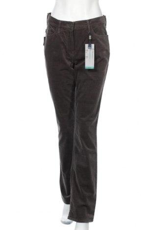 Дамски джинси Atelier GARDEUR, Размер M, Цвят Сив, 98% памук, 2% еластан, Цена 60,42лв.