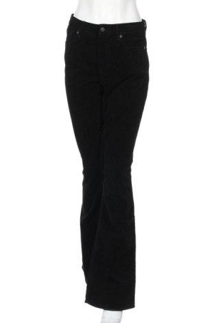 Дамски джинси Kings of Indigo, Размер M, Цвят Черен, 98% памук, 2% еластан, Цена 28,62лв.