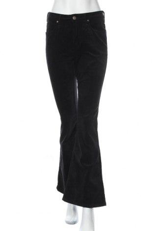 Дамски джинси Lee, Размер M, Цвят Черен, 78% памук, 20% модал, 2% еластан, Цена 31,27лв.