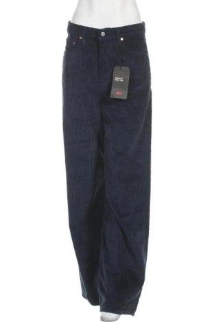 Дамски джинси Levi's, Размер S, Цвят Син, Памук, Цена 95,40лв.