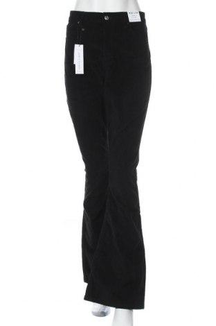Дамски джинси Topshop, Размер L, Цвят Черен, 98% памук, 2% еластан, Цена 41,87лв.