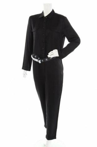 Γυναικεία σαλοπέτα Calvin Klein Jeans, Μέγεθος L, Χρώμα Μαύρο, Lyocell, Τιμή 78,64€