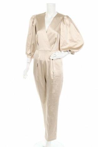 Γυναικεία σαλοπέτα Closet London, Μέγεθος M, Χρώμα  Μπέζ, 96% πολυεστέρας, 4% ελαστάνη, Τιμή 32,36€