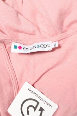 Дамски гащеризон Even&Odd, Размер XL, Цвят Розов, Памук, Цена 38,08лв.