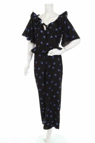 Дамски гащеризон Fashion Union, Размер M, Цвят Черен, Полиестер, Цена 23,40лв.
