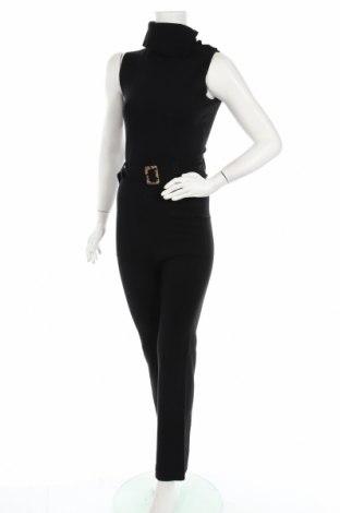 Γυναικεία σαλοπέτα Fashion Union, Μέγεθος XS, Χρώμα Μαύρο, 53% βισκόζη, 31% πολυεστέρας, 16% πολυαμίδη, Τιμή 18,22€