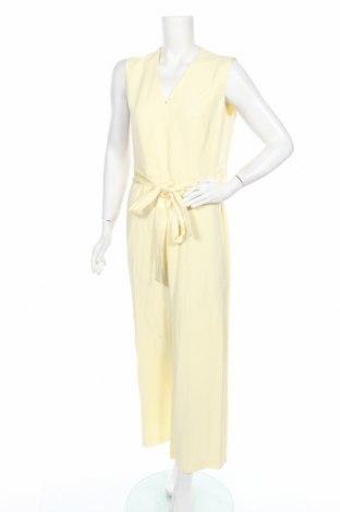 Γυναικεία σαλοπέτα Hugo Boss, Μέγεθος L, Χρώμα Κίτρινο, 70% ασετάτ, 30% βισκόζη, Τιμή 146,38€