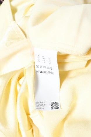 Γυναικεία σαλοπέτα Hugo Boss, Μέγεθος L, Χρώμα Κίτρινο, 70% ασετάτ, 30% βισκόζη, Τιμή 14,04€