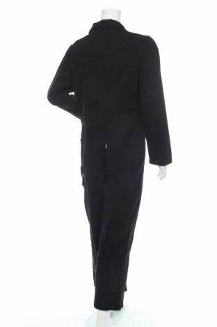 Дамски гащеризон Kickers, Размер L, Цвят Черен, Памук, Цена 35,20лв.