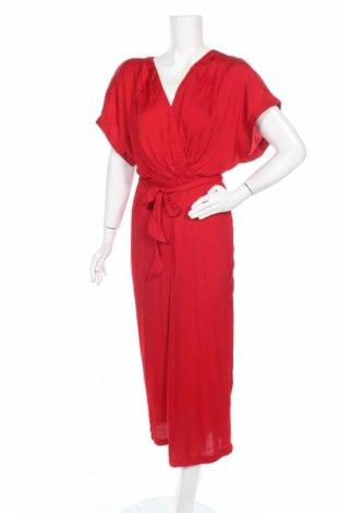 Γυναικεία σαλοπέτα Springfield, Μέγεθος S, Χρώμα Κόκκινο, Πολυεστέρας, Τιμή 23,12€