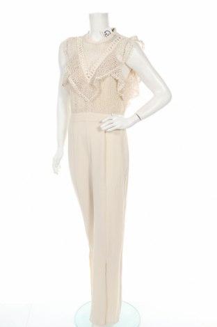 Γυναικεία σαλοπέτα True Decadence, Μέγεθος M, Χρώμα  Μπέζ, Τιμή 76,77€