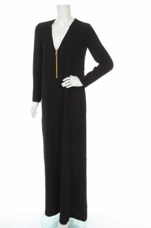 Дамски гащеризон Zara Trafaluc, Размер S, Цвят Черен, Полиестер, Цена 49,56лв.